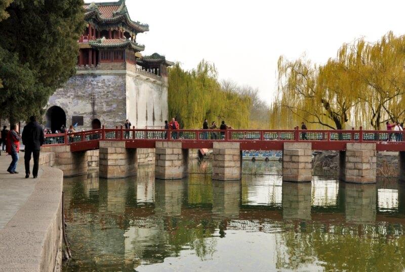 Императорский сад, Пекин