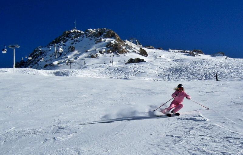 7 причин, почему люди встают на горные лыжи