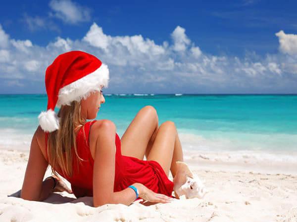 снегурочка на пляже, итоги года