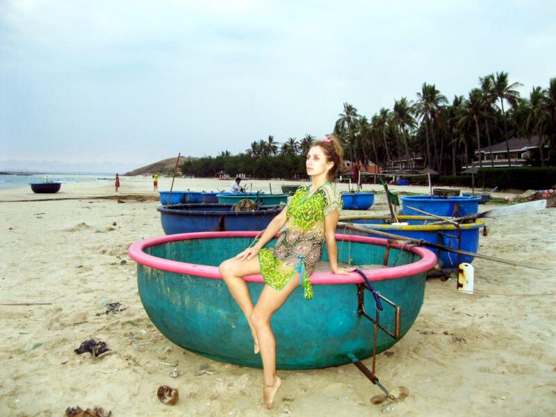 Лодки во Вьетнаме