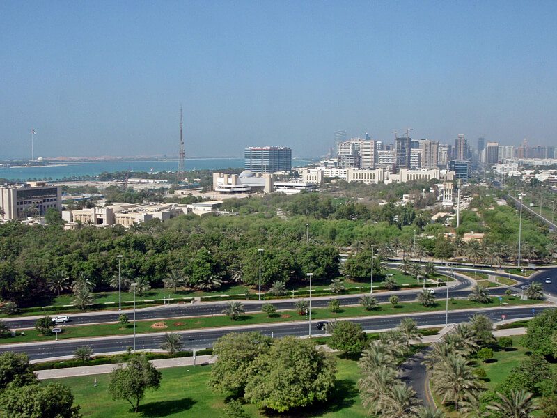 Куда поехать в ОАЭ. Абу-Даби.
