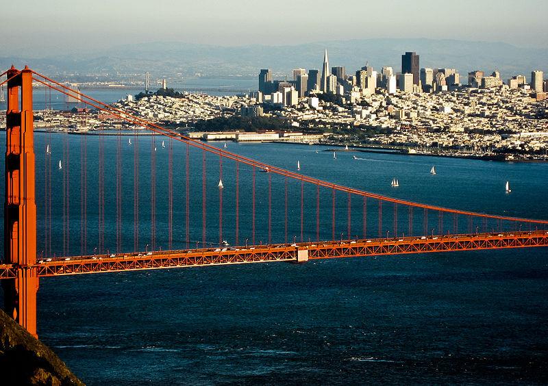 Языковые курсы за границей San-Francisco