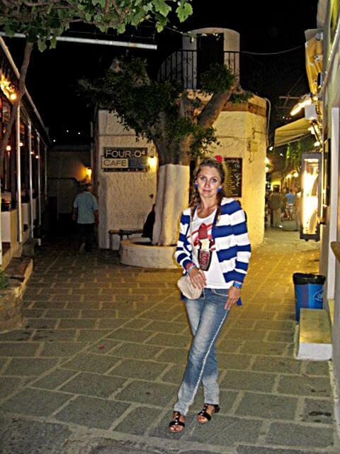 Линдос. о.Родос