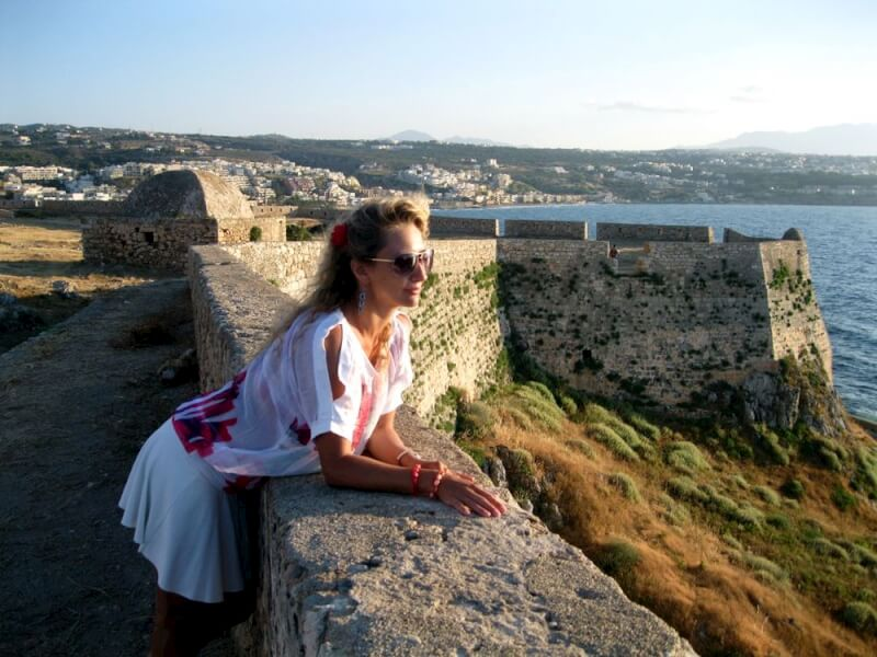 Ретимно. Крит