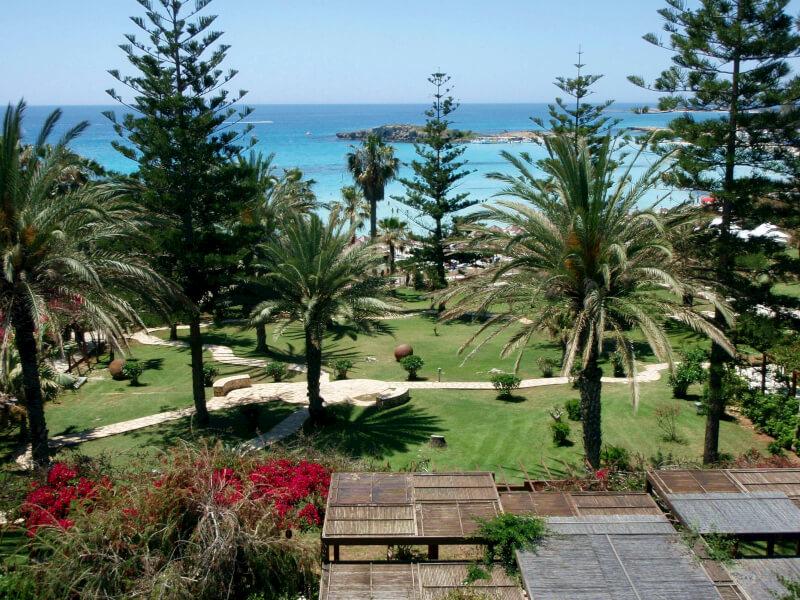 Курорты Кипра.