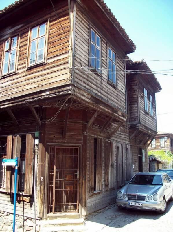 Созополь. Болгария
