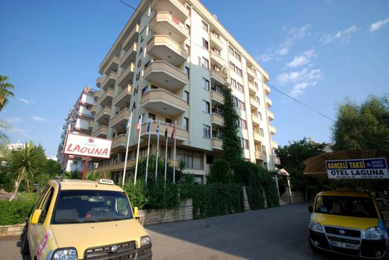 Другая Турция. Отель Suite Laguna Анталья