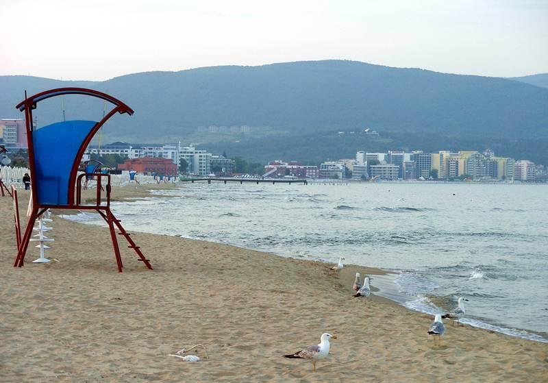 Солнечный берег. Болгария