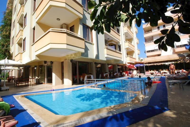 Отель Suite Laguna Анталья