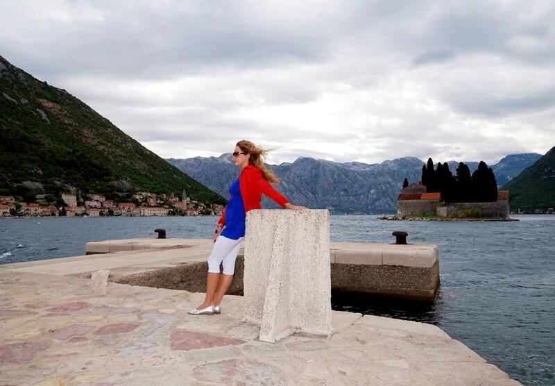 Экскурсии в Черногории Боко-Которский залив.