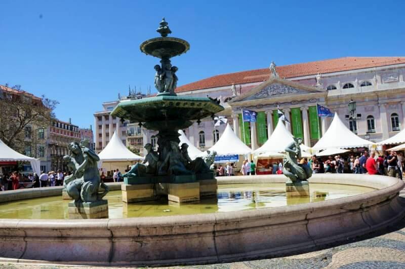 Отдых в Португалии. Лиссабон