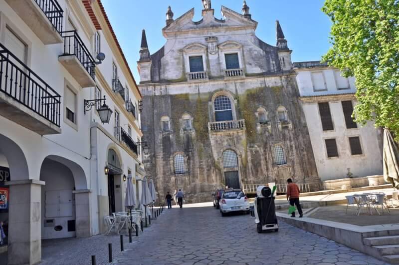 Отдых в Португалии. Алкобаса