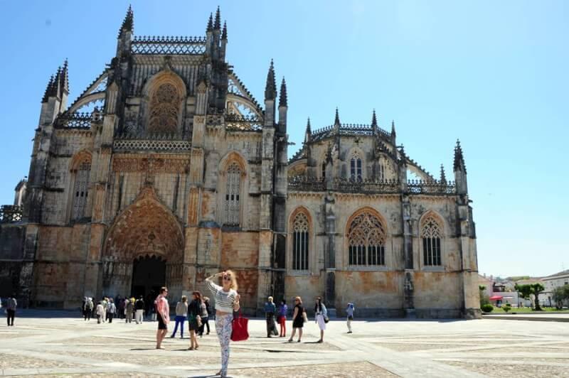 Отдых в Португалии. Баталья
