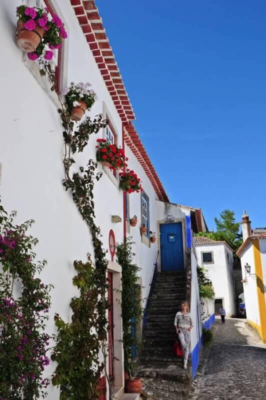Отдых в Португалии. Обидош