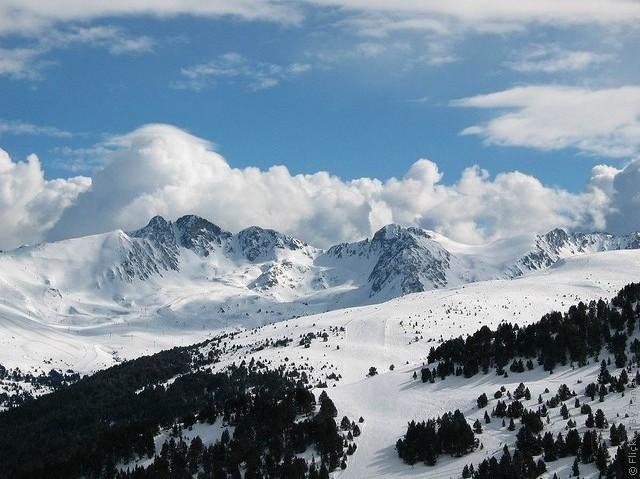 горнолыжные курорты Андорры