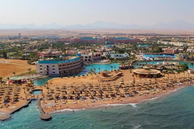 Египет: отдых с детьми отели