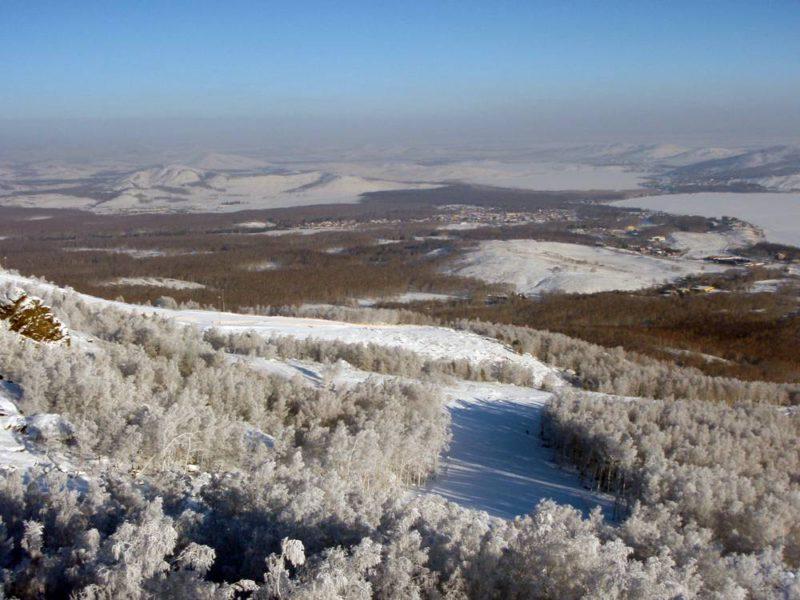 """горнолыжные курорты Башкирии, ГЛЦ """"Металлург-Магнитогорск"""