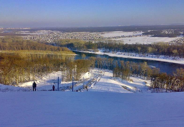 горнолыжные курорты Башкирии, Олимпик Парк