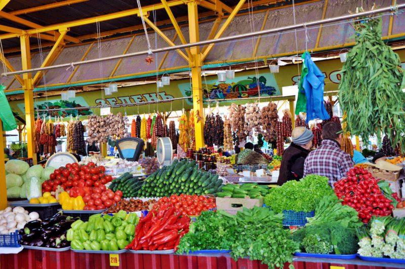 рынок в Сочи