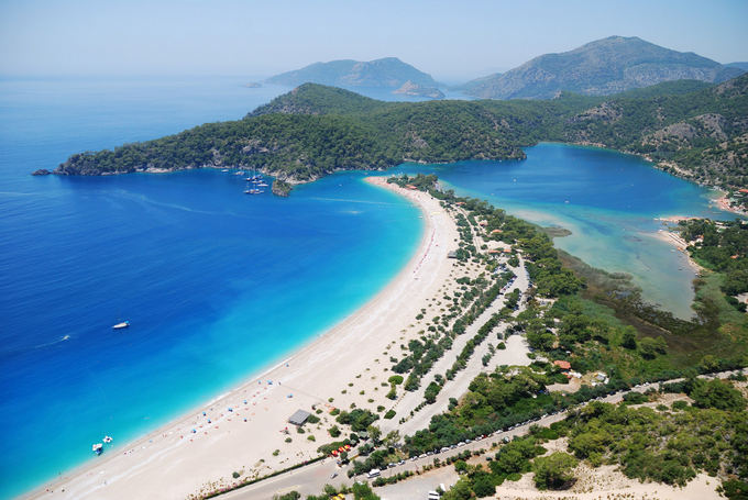 Эгейское побережье Турции