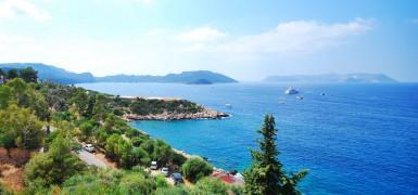 Турция Эгейское море