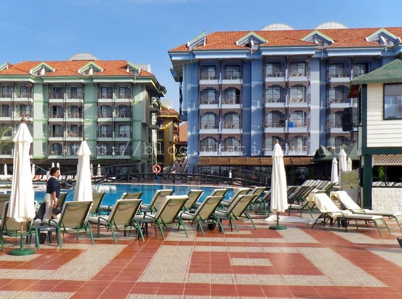 лучшие отели Сиде