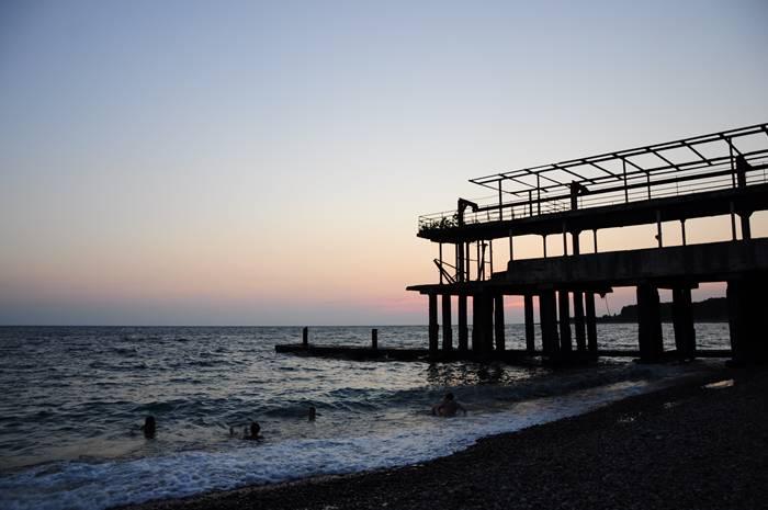 Питиус море