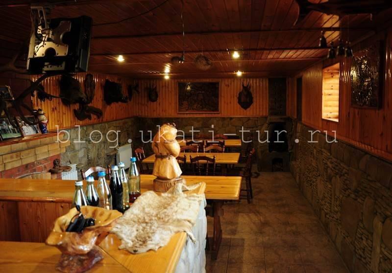 Ресторан в Рыбино