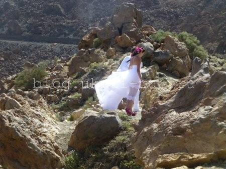 свадьба на канарах