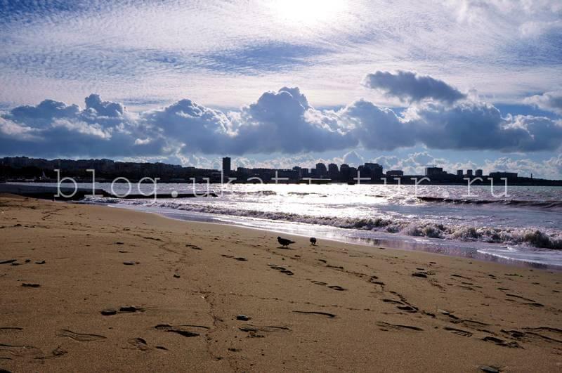 Геленджие пляж