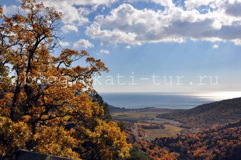 Крымские пейзажи2