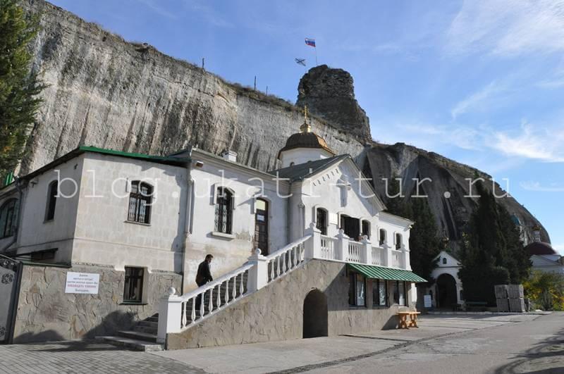 инкерман монастырь