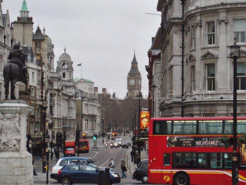 london_street