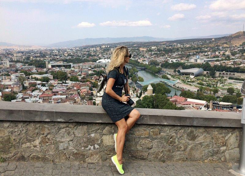 Panorama_Tbilisi