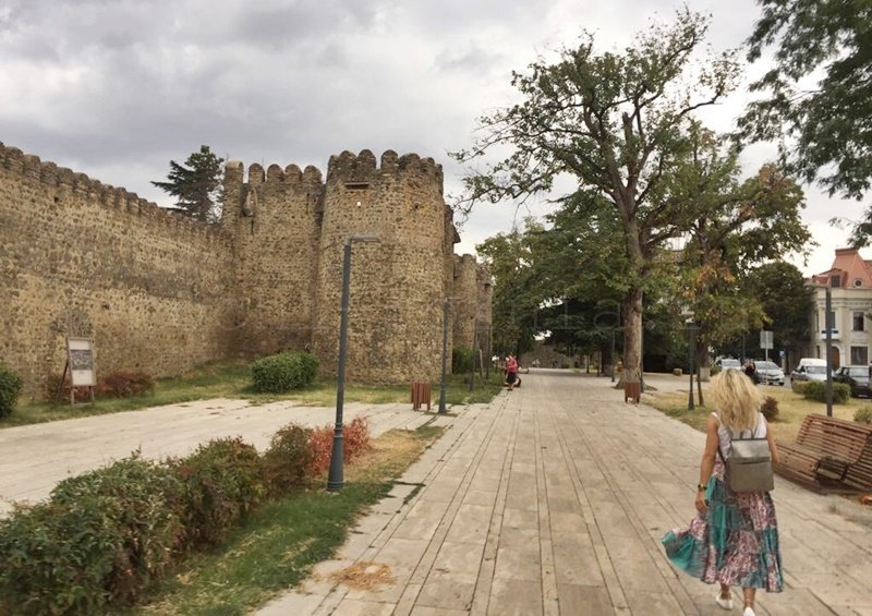 Telavi_fort