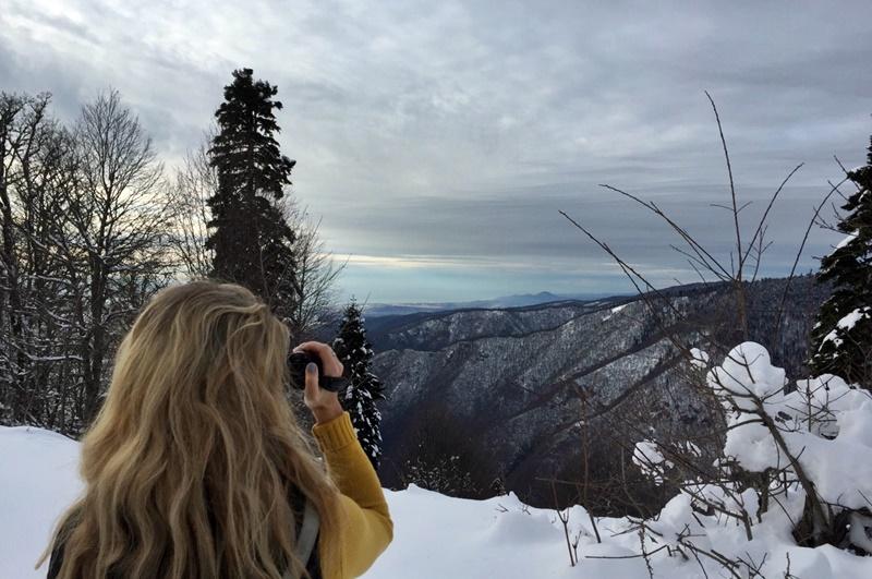 панорама гагра
