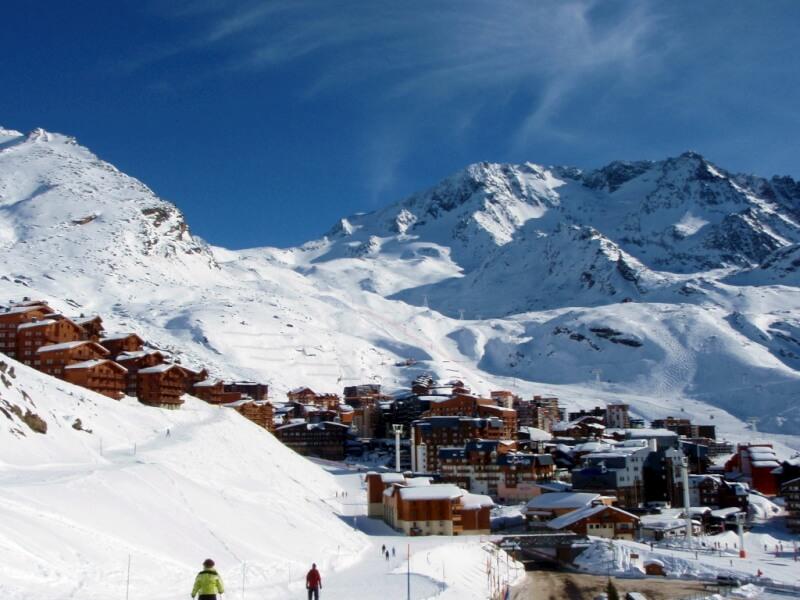 горнолыжные курорты Франции: Валь Торанс