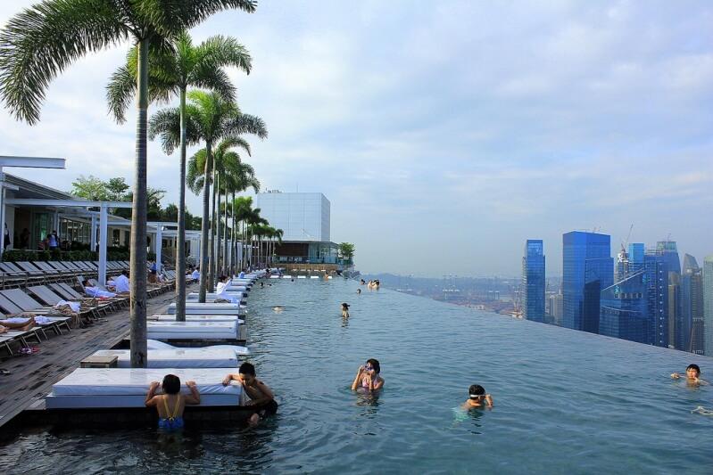 Отель Marina ay Sands в Сингапуре