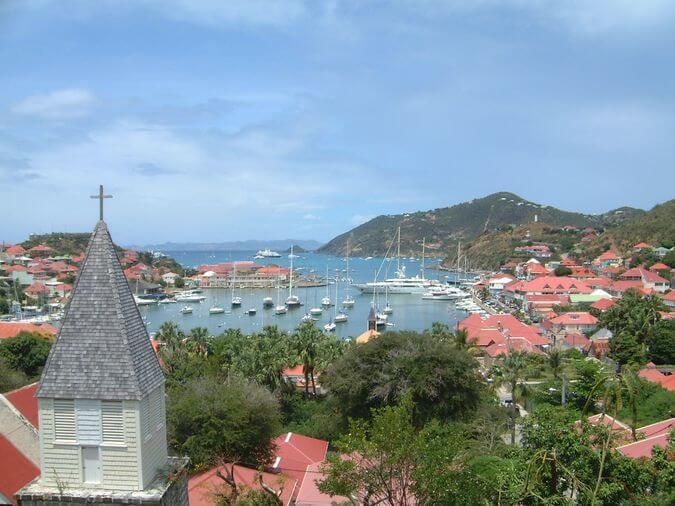 остров Сен-Бартс