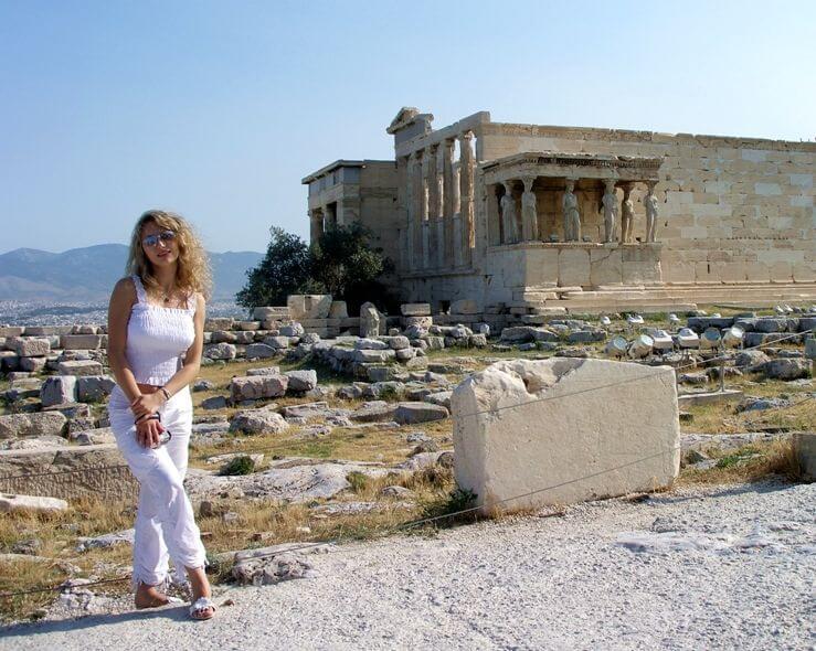 Отдых в Греции. Афины
