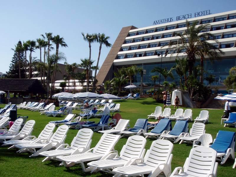 Курорты Кипра. Лимассол
