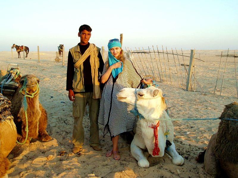 Тунис Сахара