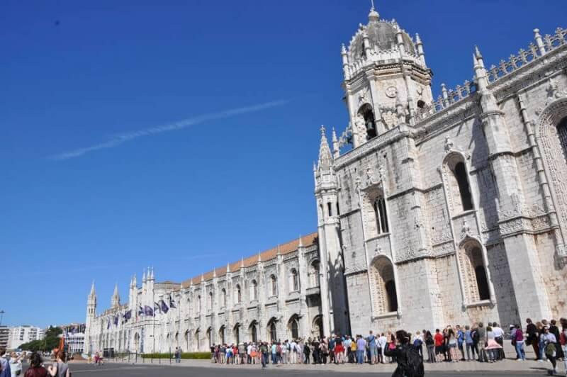 Отдых в Португалии. Монастырь Иеронимитов