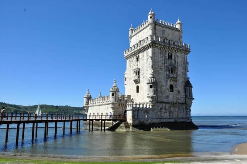 Отдых в Португалии. Башня Белем