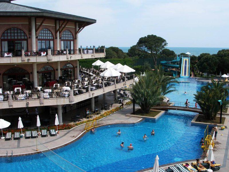 Кто бы мне что ни говорил, хорошие отели в Турции были, есть и будут!