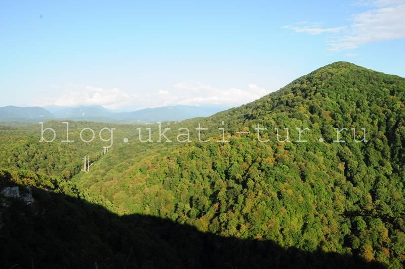 ВИд на Ахун