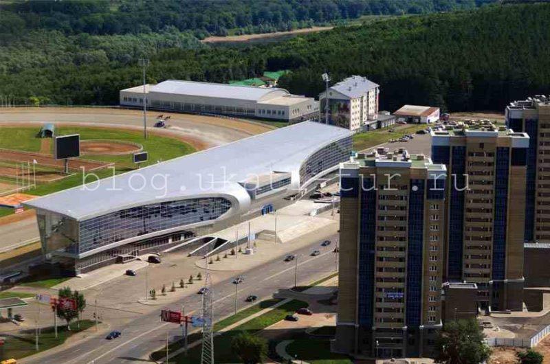 Ипподром Акбузат