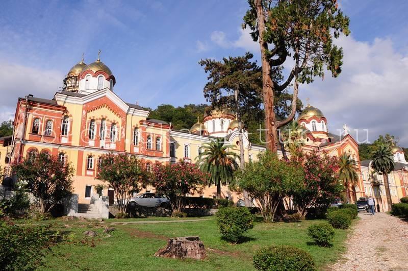 НовАф.монастырь