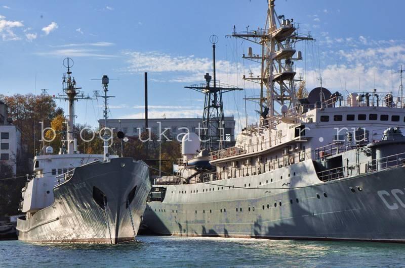 корабли Севастополя