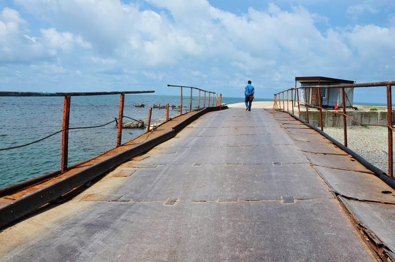 мост на Утриш